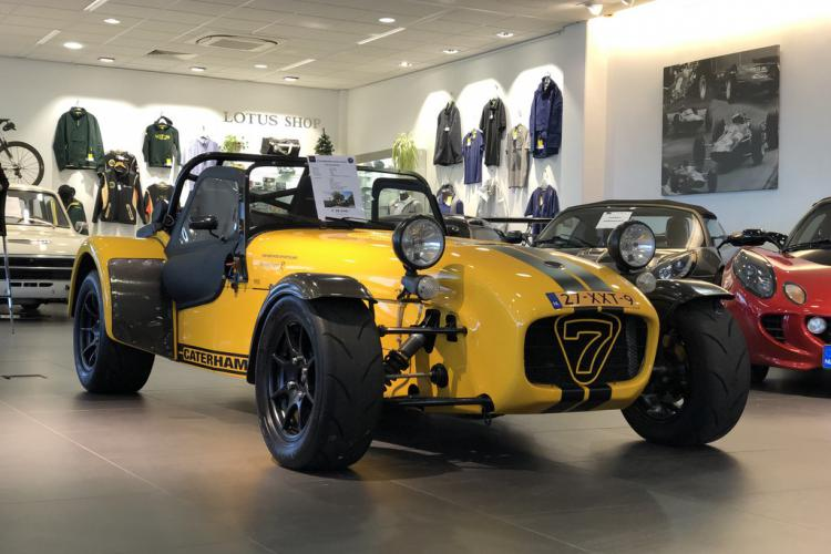Caterham Model Seven Supersport